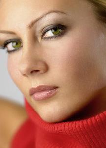 Makeup-Green-Eyes